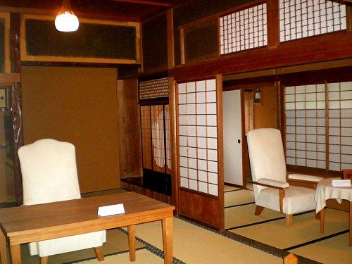 飯塚邸・2F御座所