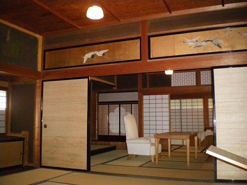 飯塚邸・2階