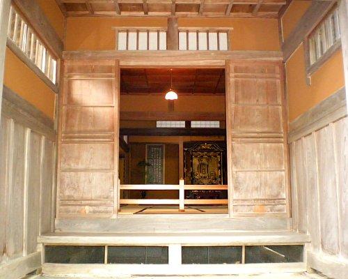 飯塚邸・式台