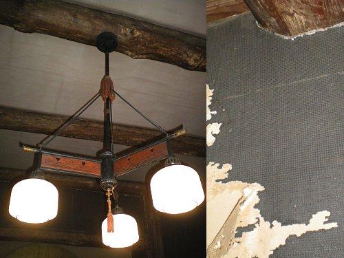 旧小坂家住宅・照明