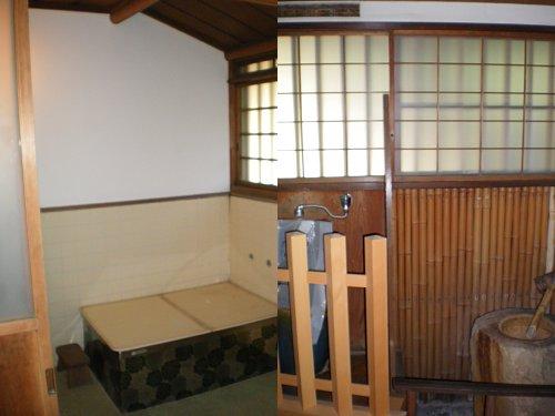 旧小坂家住宅・浴室便所