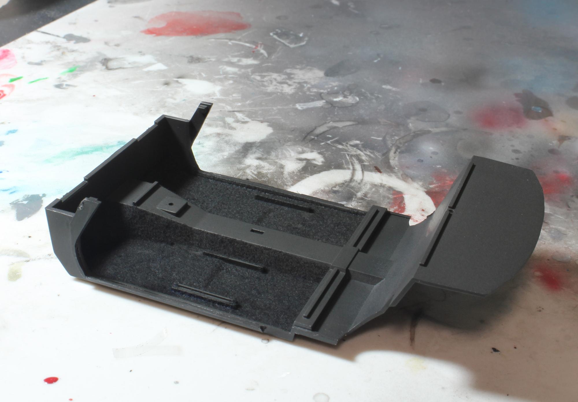セリカ内装フロアーカーペット2
