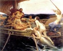 9オデュッセウスとセイレーン