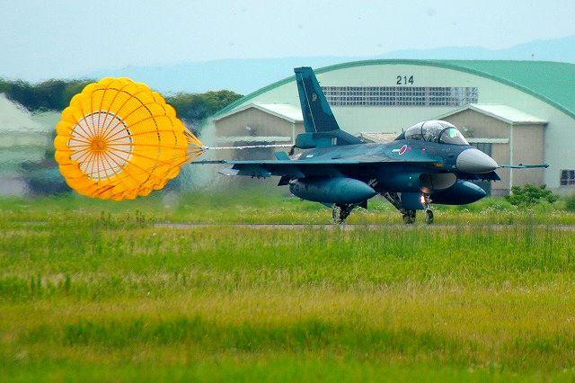 出撃築城基地 F2戦闘機