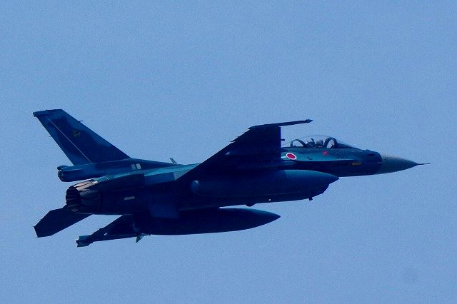 出撃航空自衛隊築城基地 F2戦闘機 ふたたび