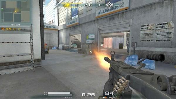基本プレイ無料のNO.1FPSオンラインゲーム『Alliance of Valiant Arms(AVA)』 本日より新モード「かくれんぼEraser」を実装したよ~!! 新作オンラインゲーム情報EX