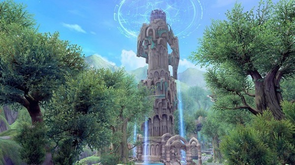 基本プレイ無料のアニメチックファンタジーオンラインゲーム『幻想神域』 限られた曜日にしか挑戦できない特殊ダンジョン「天空の塔」を期間限定で毎日開放するよ~!! 新作オンラインゲーム情報EX