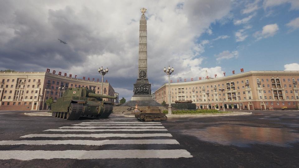 ミリタリーシューティングオンラインゲーム『ワールド・オブ・タンクス』 アップデート1.1実装を記念してTierⅡポーランドプレミアム車輛「TKS20」を配布するよ~!!