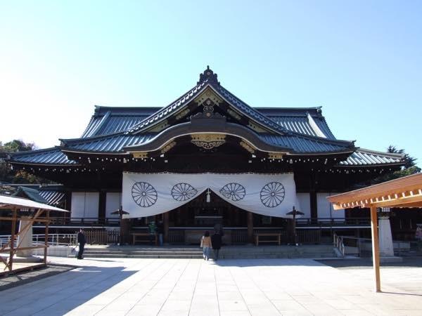20170717 靖国神社