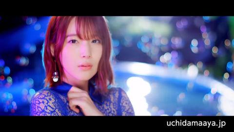 内田真礼6thシングル「c.o.s.m.o.s」MV short ver.