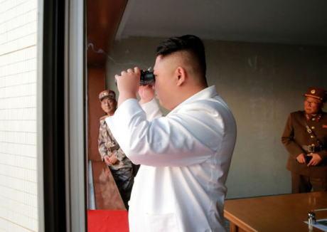 北朝鮮 地震 核実験 金正恩