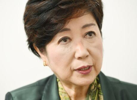 小池百合子 希望の党 消費税 凍結 景気 衆院選