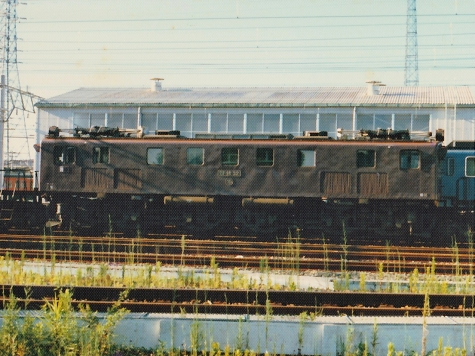 EF18 電気機関車【浜松機関区】