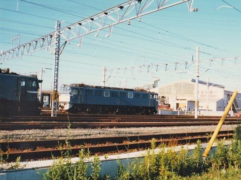 EF60 電気機関車【浜松機関区】