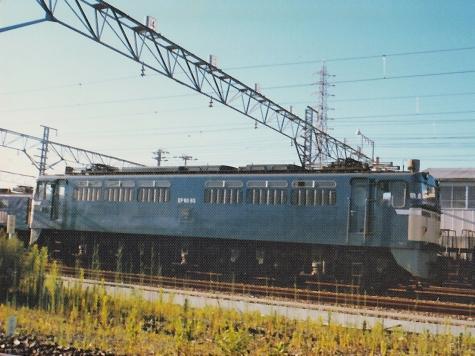 EF65 65【浜松機関区】