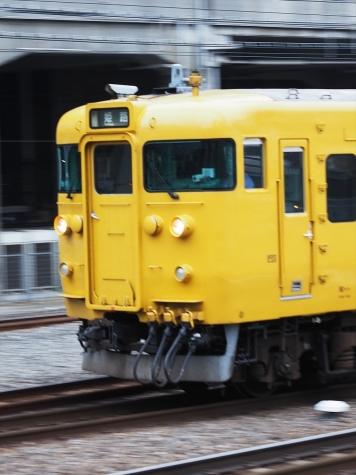 JR 山陽本線 113系 電車 B-11編成【岡山駅】