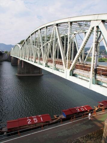 名鉄 犬山線 犬山橋