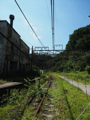 旧熊ノ平変電所