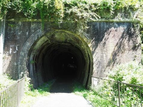 第10号トンネル【アプトの道】