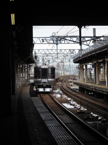 JR北海道 785系 特急すずらん【札幌駅】