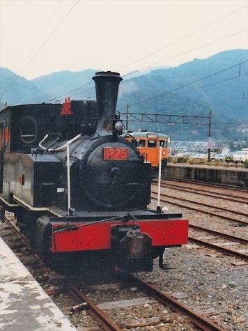 大井川鐵道 1275形1275 蒸気機関車