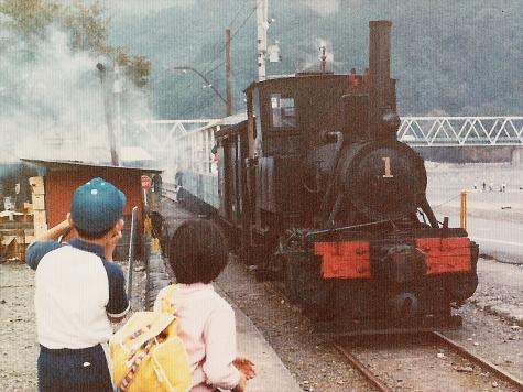 大井川鐵道 いずも1号 蒸気機関車