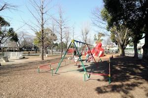 A立区の公園