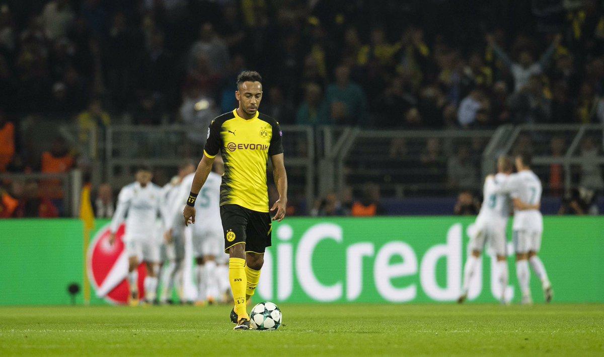 Halbzeit in Dortmund #bvbrma 0-1