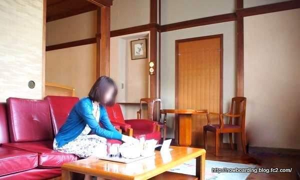 富士屋ホテル花御殿ジュニアスイート