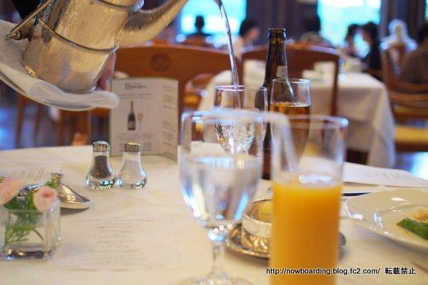 富士屋ホテル夕食
