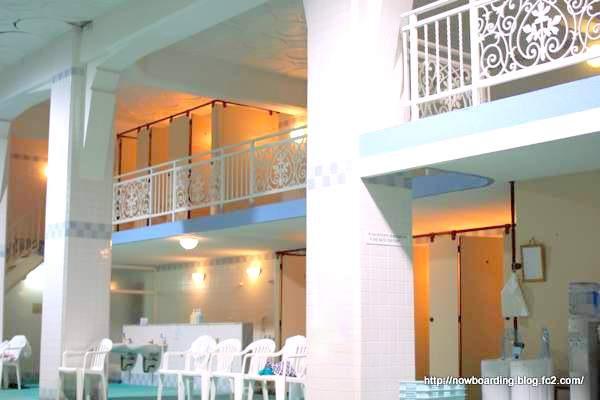 箱根宮ノ下富士屋ホテルのプール