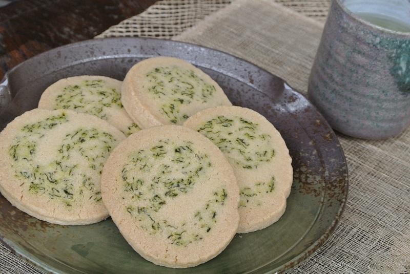 茶殻クッキー3