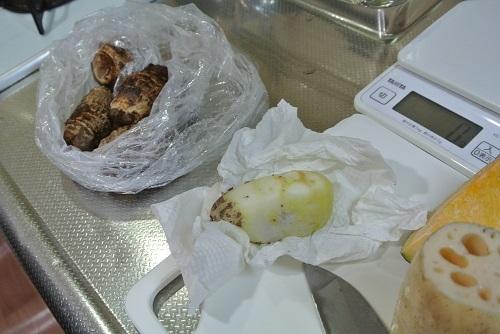 塩豚と根菜のグリル1
