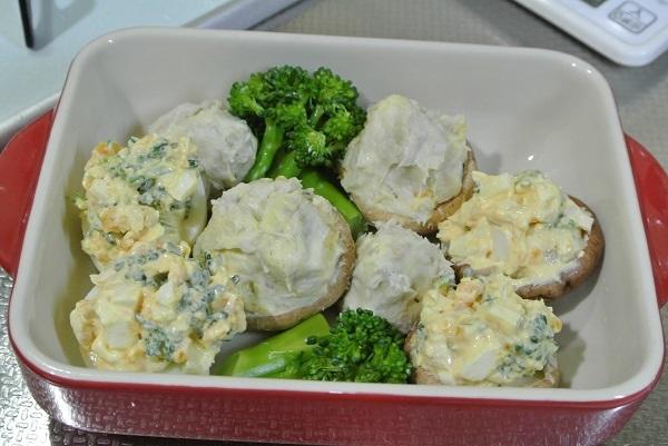 里芋とレンコンのシュウマイ弁当1