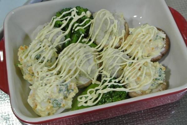 里芋とレンコンのシュウマイ弁当3