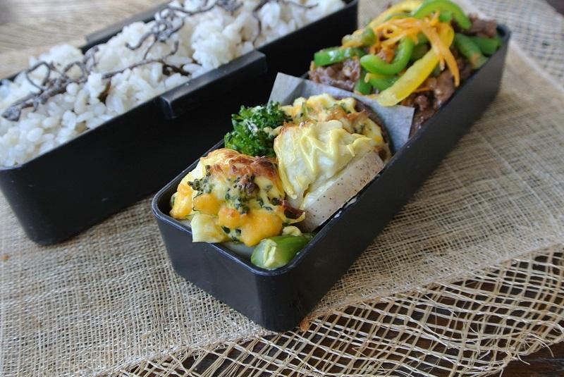 里芋とレンコンのシュウマイ弁当6