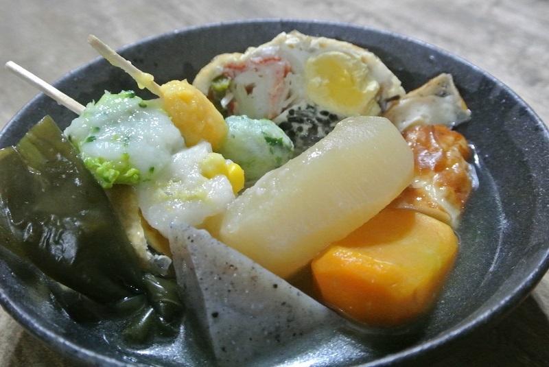 彩りおでん種3