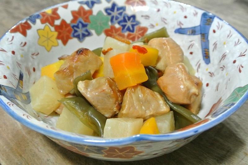 塩豚と大根の煮物1