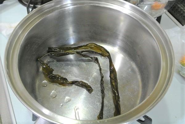 塩豚と大根の煮物3 (2)