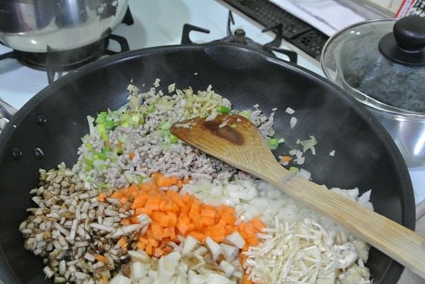 根菜タップリ麻婆豆腐3