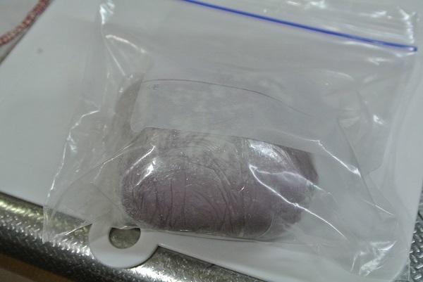 黒人参のパン8
