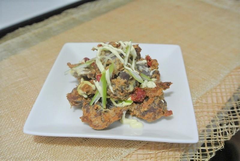 砂肝の味噌煮酒粕入り3 (2)