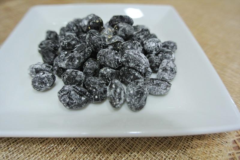 黒豆のしぼり豆