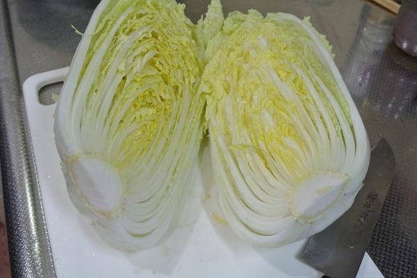白菜とタラコの旨煮2