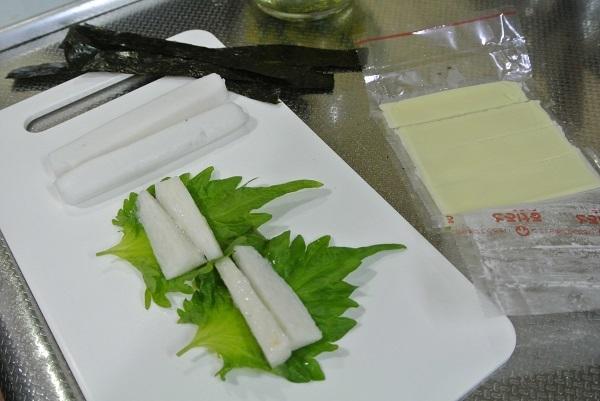 真いわしの丸干しチーズ焼き2