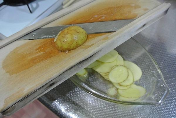 玉ねぎとサバ缶のチーズ焼き1