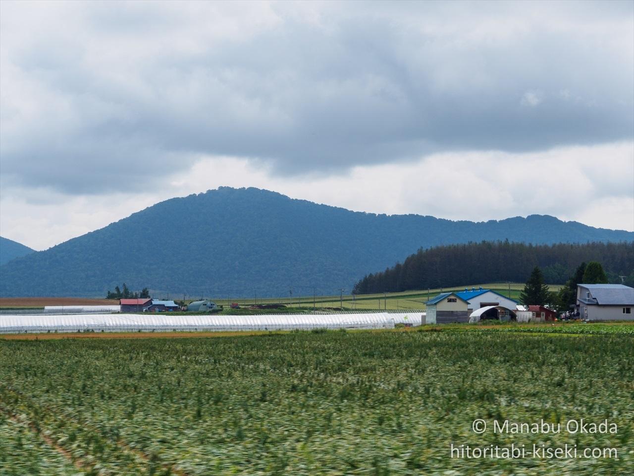牧歌的な北海道の風景3