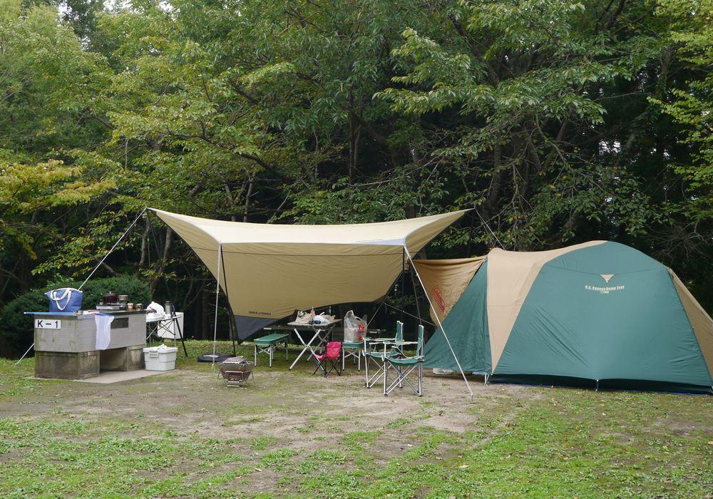 キャンプ B2