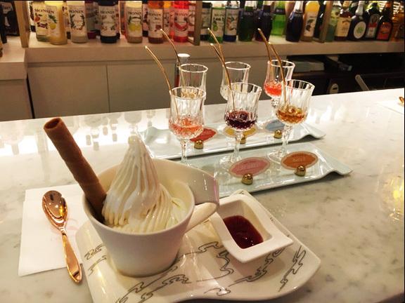 LiQumu アイスクリーム