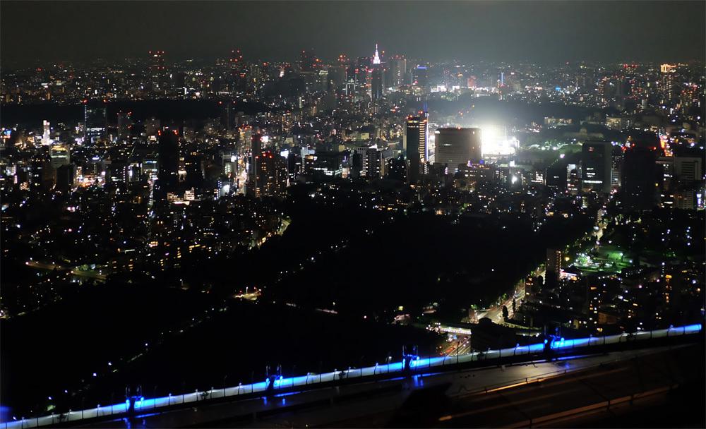 東京シティービュー スカイデッキ